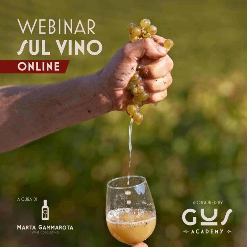 webinar sul vino